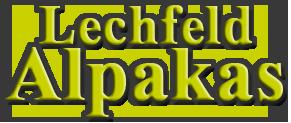 Lechfeld Alpakas Logo